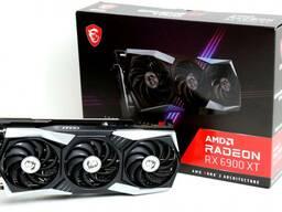 Видеокарта, MSI Radeon RX 6900 XT GAMING Z TRIO 16G