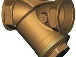 Муфтовой сетчатый наклонный фильтр Py16 Д15-Д40 (Франция)