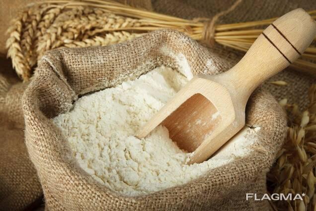 Мука пшеничная 1-го сорта хлебопекарная