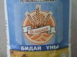 Мука Высшего и 1-го сорта производства Казахстан