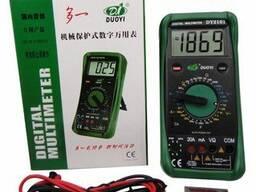 Мультиметр тестер DY2101 3 2/1
