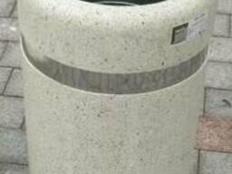 Мусорная Урна ARTEM из мраморного камня АрхиТас