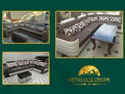 Большая комфортная мебель от производителя на заказ сотилади