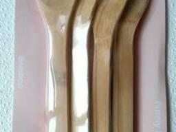 Набор деревянных ложек для кухни