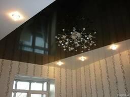 Натяжные потолки, широкоформатные фотообои