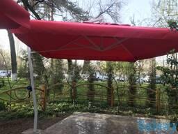 Навес зонтик колокольчик квадратный 1х1 № 205