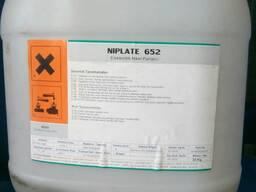 Niplatte 652 никель полировщик