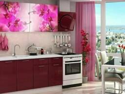 Новые современные кухонные гарнитуры