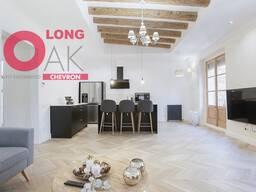 Oak Long Chevron