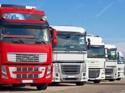 Железнодорожные и автомобильные перевозки грузов