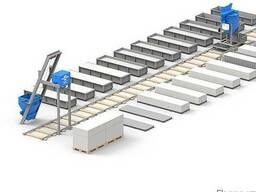 Оборудование для производства газоблоков