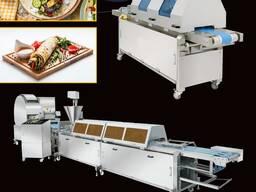 Оборудование для производства лаваша.