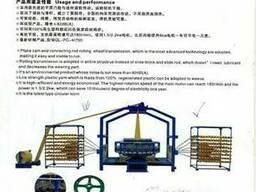Оборудование для производства мешков из полипропилена