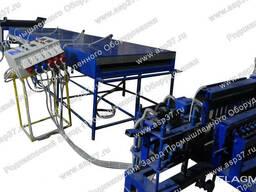 Оборудование для производства неметаллической пластиковой се