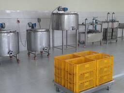Оборудования молочного цеха и мини завода