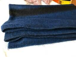 Одеяло Армейское шерстеное производство 52%-70%