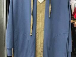 Одежда хиджаба Двойка трикотаж тоника