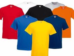 Однотонные футболки в Ташкенте