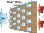 Охладительные панели EcoStream (гофра панели) - фото 8