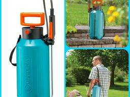 Опрыскиватель gardena Pressure Sprayer 5 L