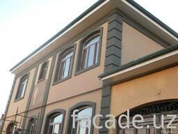 Отделка гранитом фасадов и цоколей зданий в ташкенте