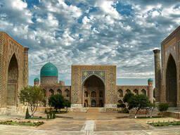 Отдых в Узбекистане и за рубежом.