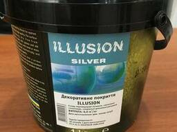 Отточенто перламутр Illusion Silver Жемчуг