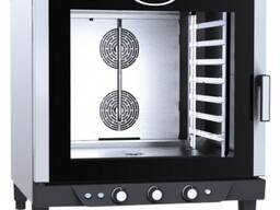 Пароконвекционная печь xv 593 chEflux 7gn/1 (электр. ) unox