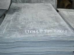 Паронит ПОН-Б толщина 0,8мм, 1 мм