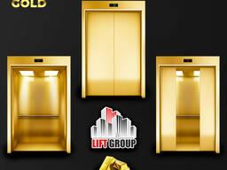 Пассажирские Лифты Gold