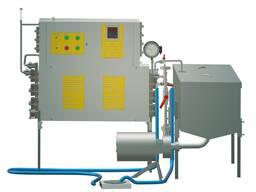 Пастеризатор на 300 л проточный УЗМ-0,3