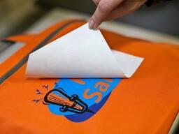 Печать логотипов на Сумках
