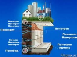 Гидроизоляционные работы под ключ от специалистов