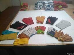Перчатки, Спец одежда и обув