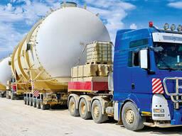 Перевозка негабаритных грузов в Узбекистан