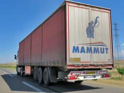Перевозки любым транспортом из Ирана - автомобильным по ЖД