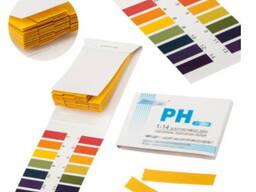 PH полоски Лакмусовая бумага для теста pH (кислотности)