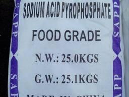 Пирофосфаты натрия Е450