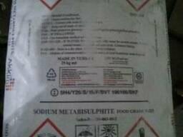 Пиросульфит натрия / метабисульфит натрия пищ Е223