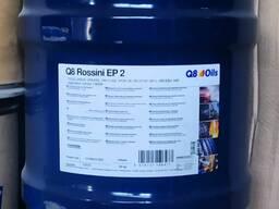 Пищевая смазка Q8 Rossini EP 2 (тара - 54 кг)