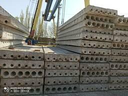 Плиты перекрытий железнобетонные многопустотные 2ПК 72-12 08
