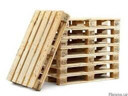 Поддоны деревянные разные, Европоддоны