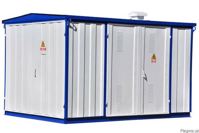 Подстанции трансформаторные комплектные для городских