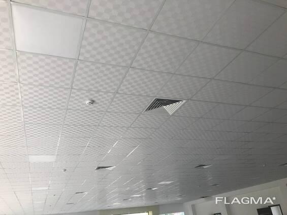 Подвесной потолок типа armstrong армстронг, новое поколение подвесных потолоков