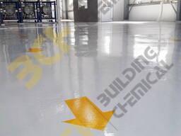 Полимерные, бетонные, бесшовные полы по стандарту GMP