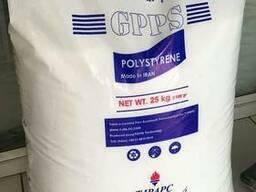 ПОЛИСТИРОЛ / POLYSTYRENE (GPPS 1551) напрямую с завода