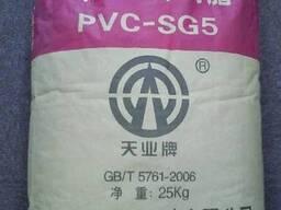 Поливинилхлоридная смола PVC SG5