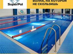 Полы для бассейна
