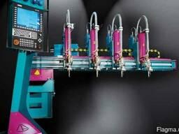 Портальные машины термической резки SATO GmbH Satronik C