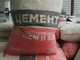 Портландцемент II/А-Ш 32, 5-H (Central Asia Cement, Караганда